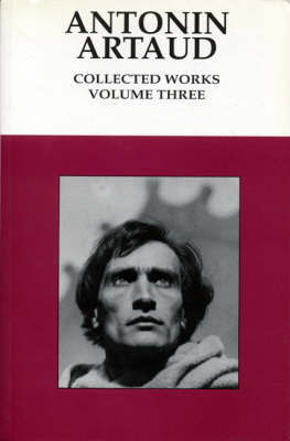 Collected Works: v. 3 by Antonin Artaud image