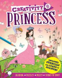 Creativity On the Go: Princess by Andrea Pinnington