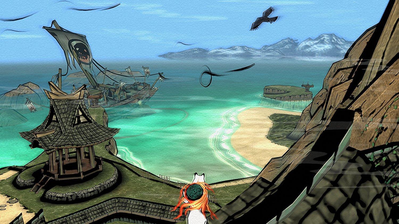 Okami HD for PS4 image
