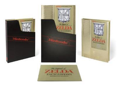 The Legend Of Zelda Encyclopedia Deluxe Edition by Nintendo
