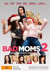 Bad Moms 2 on DVD