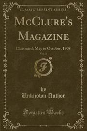 McClure's Magazine, Vol. 31 by Unknown Author image
