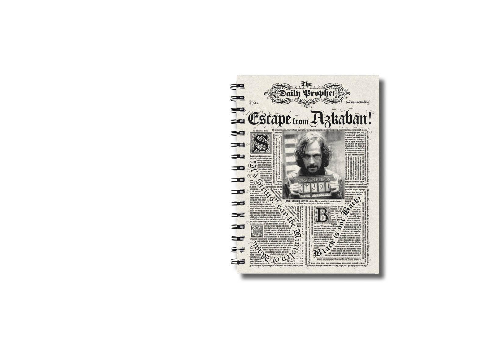 Harry Potter: Lenticular Notebook image