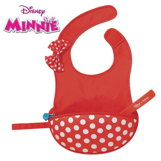 B.Box: Disney Travel Bib - Minnie