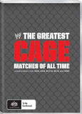 WWE - The Greatest Cage Matches of All Time (3 Disc Set) DVD
