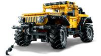 LEGO Technic: Jeep Wrangler (42122)