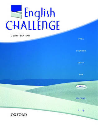 English Challenge: Students' Book by Geoff Barton