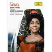 Bizet Carmen: Grace Bumbry / Mirella Freni / Jon Vickers / The Vienna Philharmonic Orchestra / Herbert von Karajan on DVD