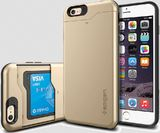 Spigen Slim Armour CS Case for iPhone 6 Plus (Champagne Gold)