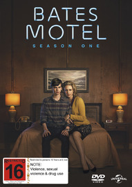 Bates Motel - Season 1 on DVD