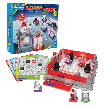 ThinkFun - Laser Maze Jr. Game image