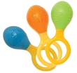Halilit: Animal Face Baby Maraca - Assorted