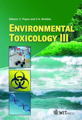 Environmental Toxicology: v. 3 image