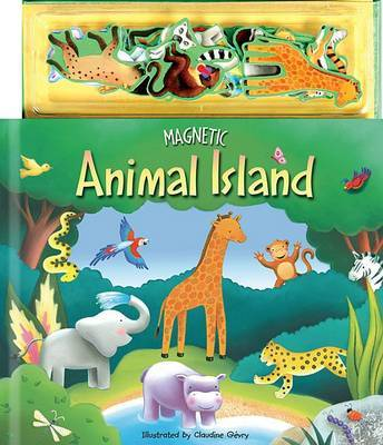 Animal Island by Mary Denson image