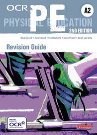 OCR A2 PE Revision Guide by Ken Mackreth image