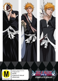 Bleach - The Complete Series on DVD