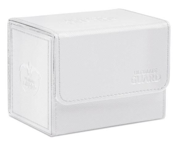 Ultimate Guard: 100+ Standard Size XenoSkin - White