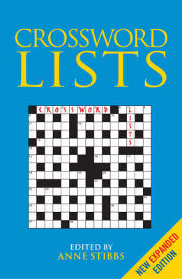 Crossword Lists