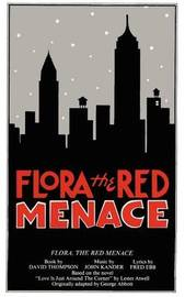Flora the Red Menace by David Thompson