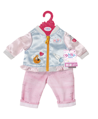 Baby Born: Casuals Outfit - Blue