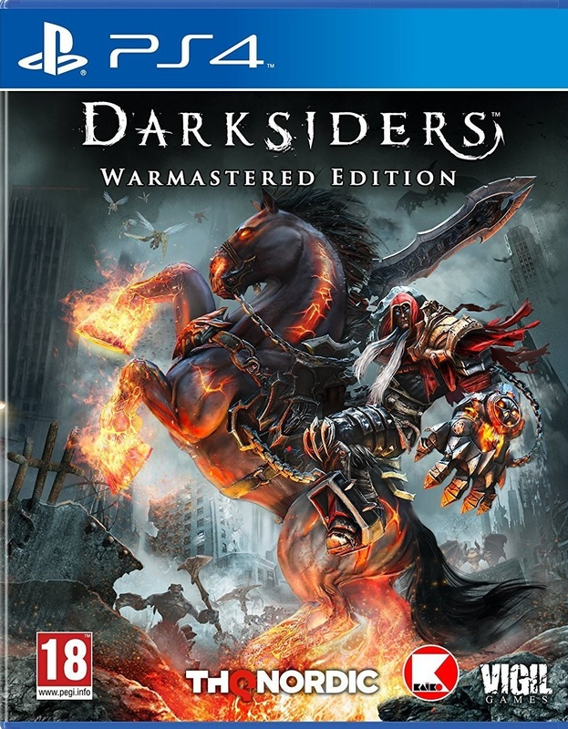 Darksiders Warmastered Edition for PS4