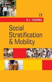 Social Stratification and Mobility by K.L. Sharma image