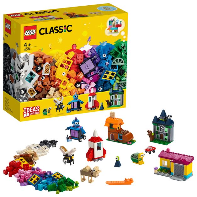 LEGO Classic: Windows of Creativity - (11004)
