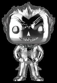 DC Comics: The Joker (Silver Chrome) - Pop! Vinyl Figure