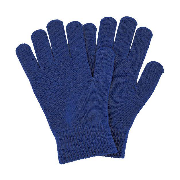 Sasha Kids Gloves - Navy