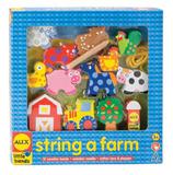 Alex: Wooden Stringing Sets - String A Farm