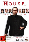 House, M.D. - Season Eight DVD