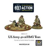 US Army 50 Cal HMG Team