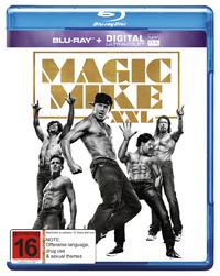 Magic Mike XXL on Blu-ray