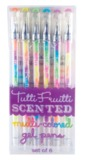 International Arrivals: Tutti Frutti Scented Gel Pens - Set of 6