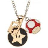 Super Mario Bros - Charm Necklace