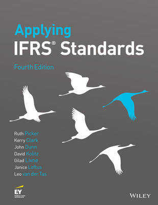 Applying IFRS Standards by Ruth Picker image
