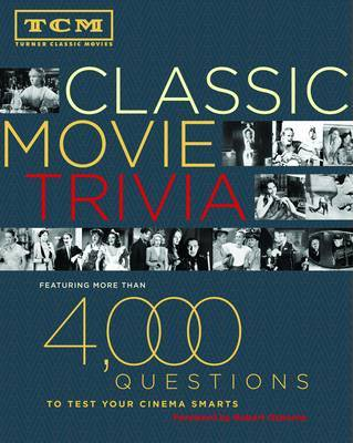 Tcm Classic Movie Trivia Book by Turner Classic Movies image
