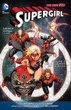 Supergirl Volume 5: Red Daughter Of Krypton TP (The New 52) by Michael Alan Nelson