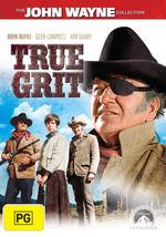 True Grit on DVD