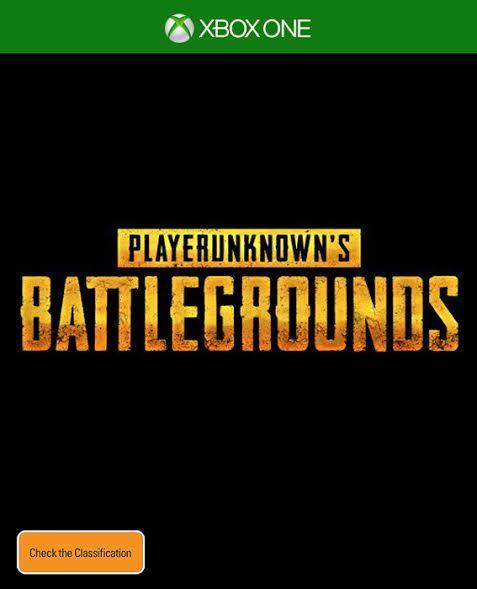 Player Unknown's Battleground for Xbox One