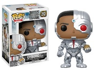 Justice League (Movie) - Cyborg (Mother Box Ver.) Pop! Vinyl Figure image