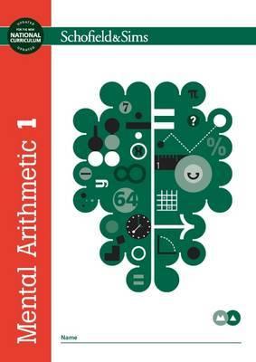 Mental Arithmetic 1 by J.W. Adams image