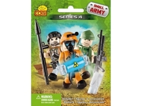 Cobi: Small Army - Single Figurine with an accessory- series 4