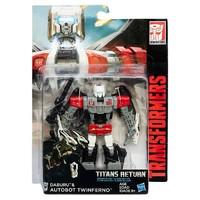 Transformers: Generations - Titans Return Daburu & Autobot Twinferno