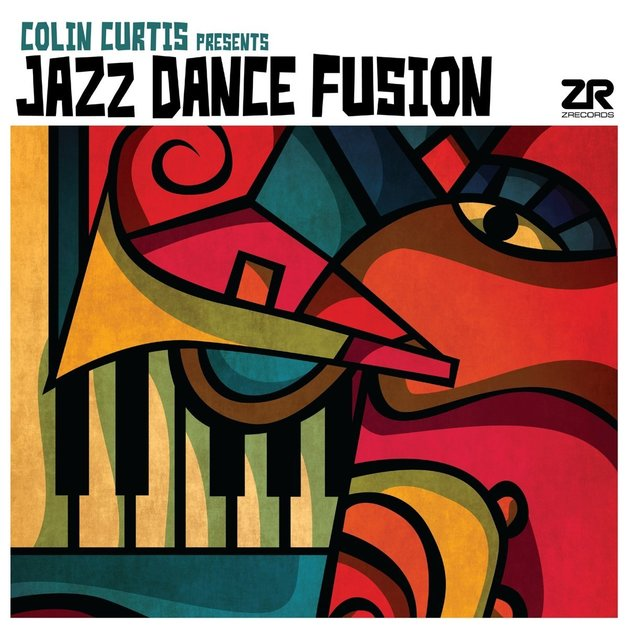 Colin Curtis presents Jazz Dance Fusion (2LP) by Various Artists
