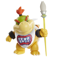 Nintendo World: Character Figure - Bowser Jr.