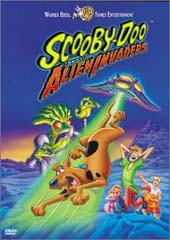 Scooby Doo & The Alien Invaders on DVD