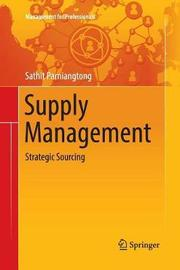 Supply Management by Sathit Parniangtong