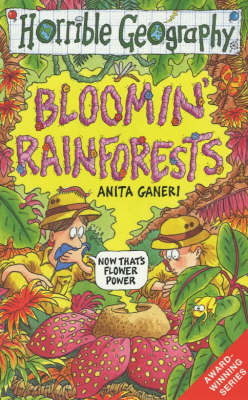 Bloomin' Rainforests by Anita Ganeri image