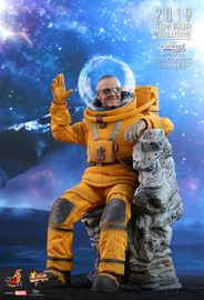 "Guardians of the Galaxy - Stan Lee (Space-Suit) - 12"" Articulated Figure image"